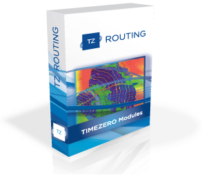 Marine navigation software - Routing Module