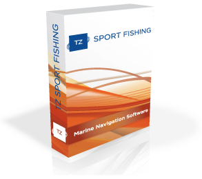 Marine navigation software - TZ SportFishing