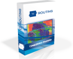 TIMEZERO Routing module